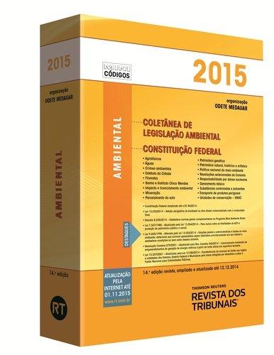 9788520358627: Mini Código Ambiental (Em Portuguese do Brasil)