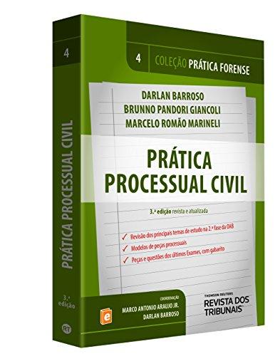 9788520359846: Pratica Processual Civil - Vol.4 - Colecao Pratica Forense