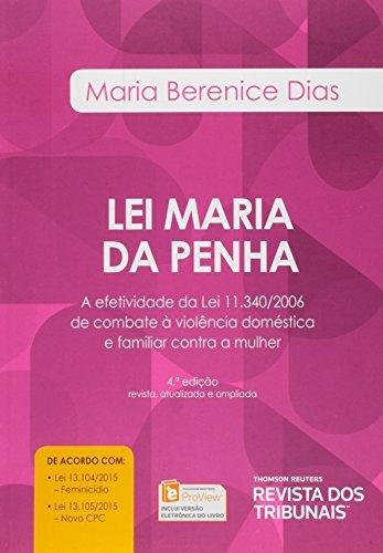 9788520361405: Lei Maria da Penha, A