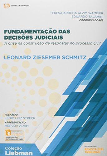 9788520363782: Fundamentações das Decisões Judiciais. A Crise na Construção de Respostas no Processo Civil (Em Portuguese do Brasil)