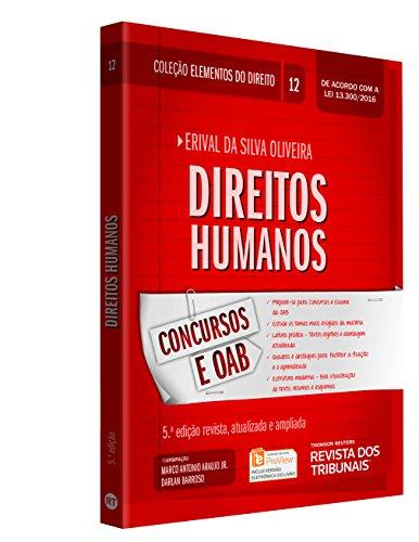 9788520368794: Elementos do Direito. Direitos Humanos - Volume 12