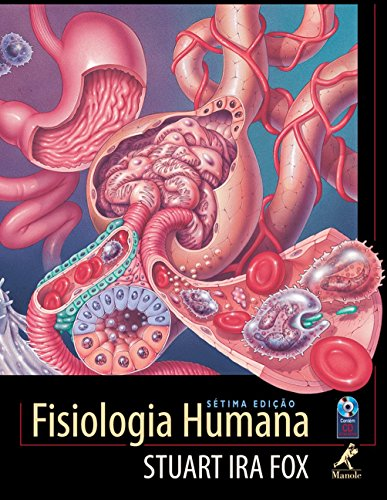 9788520414736: Fisiologia Humana (Em Portuguese do Brasil)