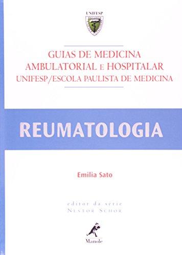 9788520416907: Guia De Reumatologia - Guias De Medicina Ambulatorial E Hospitalar (Em Portuguese do Brasil)