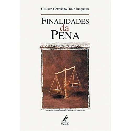 9788520419496: Finalidades da Pena (Em Portuguese do Brasil)
