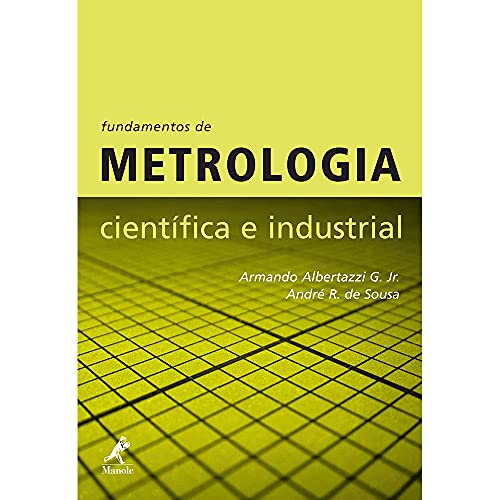 9788520421161: Fundamentos de Metrologia Científica e Industrial (Em Portuguese do Brasil)