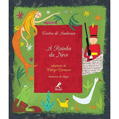9788520425251: A Rainha da Neve (Em Portuguese do Brasil)
