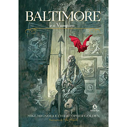 9788520427620: Baltimore e O Vampiro (Em Portugues do Brasil)