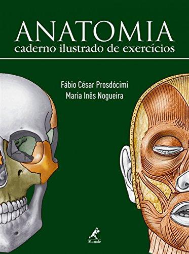 9788520428184: Anatomia: Caderno Ilustrado de Exercicios
