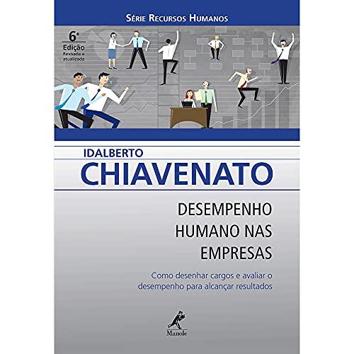 9788520428238: Desempenho Humano nas Empresas