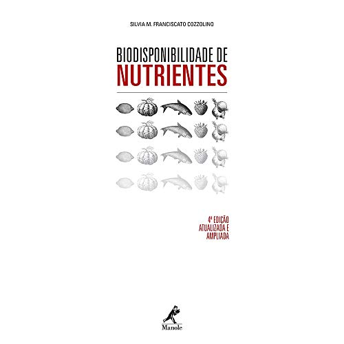 9788520432532: Biodisponibilidade De Nutrientes (Em Portuguese do Brasil)