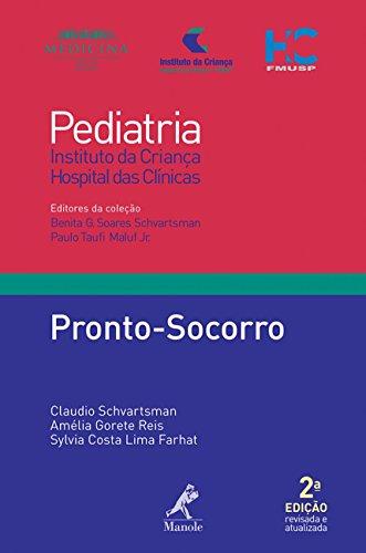 9788520432587: Pronto-socorro - Vol.7 - Colecao Pediatria do Instituto da Crianca Hc-fmusp