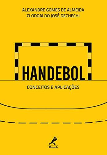 9788520432822: Handebol: Conceitos e Aplicacoes
