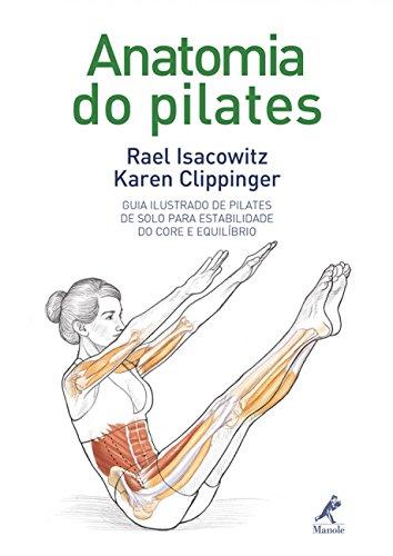 9788520433089: Anatomia do Pilates