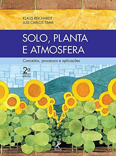 9788520433393: Solo, Planta e Atmosfera: Conceitos, Processos e Aplica›es