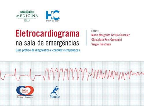 9788520435236: Eletrocardiograma na Sala de Emergências (Em Portuguese do Brasil)