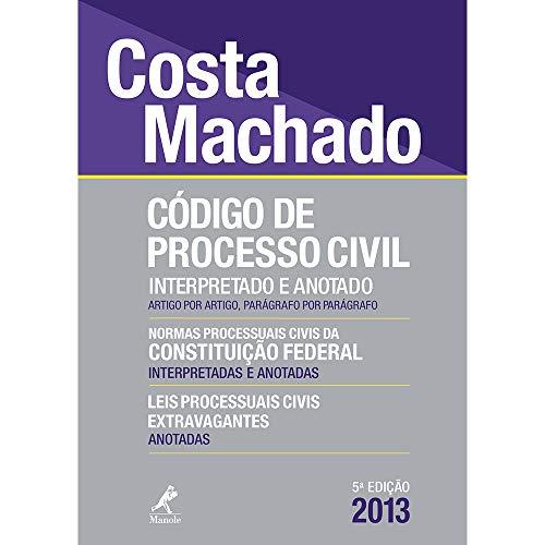 9788520435892: Código de Processo Civil Interpretado e Anotado. Artigo por Artigo, Parágrafo por Parágrafo (Em Portuguese do Brasil)