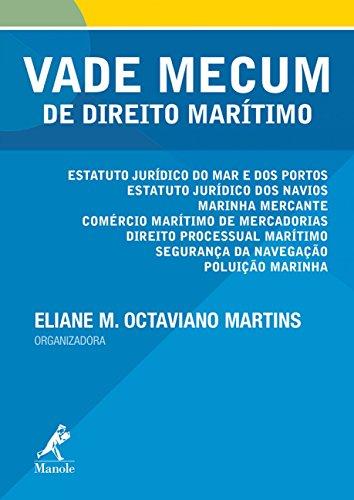 9788520439920: Vade Mecum de Direito Marítimo (Em Portuguese do Brasil)