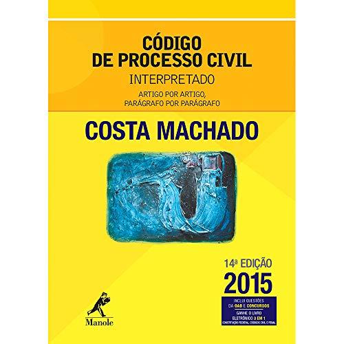 9788520440612: Código de Processo Civil Interpretado 2015 (Em Portuguese do Brasil)