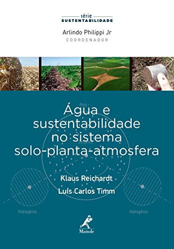 9788520446799: agua e Sustentabilidade no Sistema Solo-planta-atmosfera