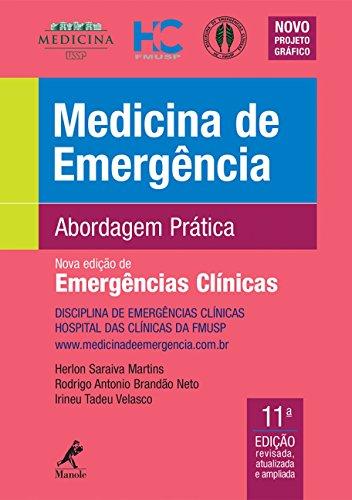 9788520447093: Medicina de Emergência. Abordagem Prática (Em Portuguese do Brasil)