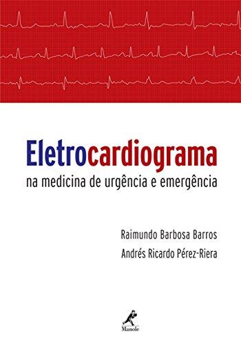 9788520447215: Eletrocardiograma na Medicina de Urgência e Emergência (Em Portuguese do Brasil)
