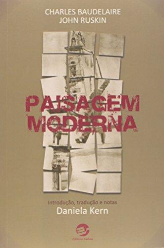 9788520505656: Paisagem Moderna (Em Portugues do Brasil)