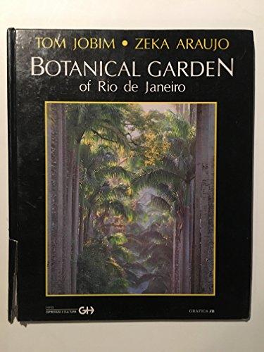 9788520801383: BOTANICAL GARDEN FROM RIO DE JANEIRO.