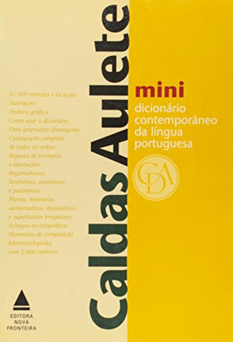 Mini Dicionário Contemporâneo da Língua Portuguesa: Caldas Aulete