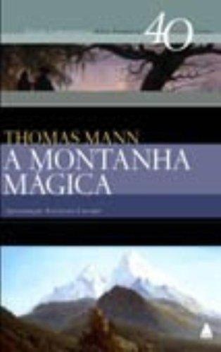 9788520918319: Montanha Magica (Colecao 40 Anos, 40 Livros) (Em Portugues do Brasil)