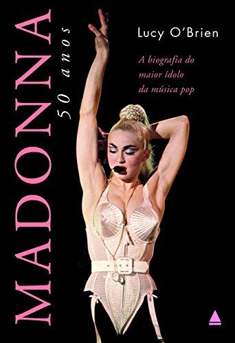 9788520921395: Madonna: 50 anos