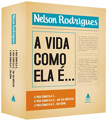 9788520923252: A Vida Como Ela É... - Caixa (Em Portuguese do Brasil)