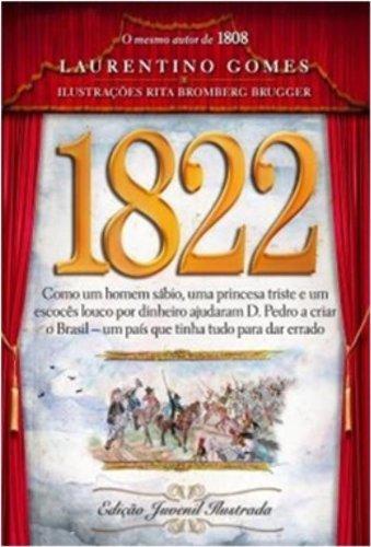 9788520926093: 1822 Juvenil (Em Portugues do Brasil)