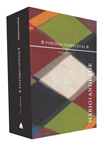Poesias Completas - Caixa (Em Portuguese do: Mário de Andrade