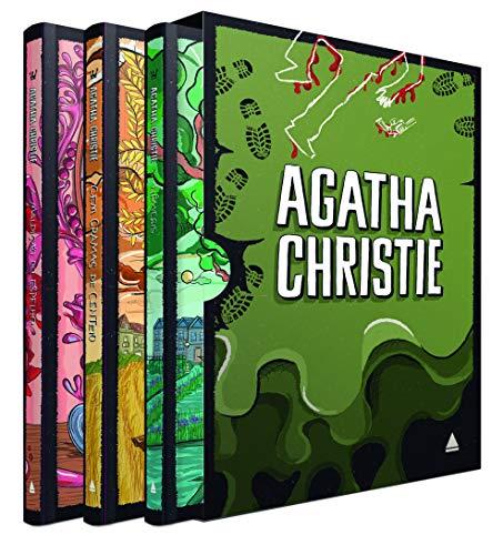 9788520940495: Coleção Agatha Christie - Caixa 4 (Em Portuguese do Brasil)