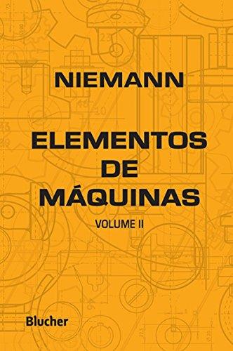 9788521200345: Elementos de Maquinas - Vol.2