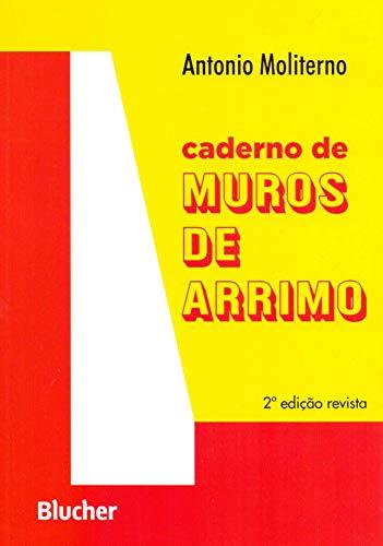 9788521201496: Caderno de Muros de Arrimo (Em Portuguese do Brasil)