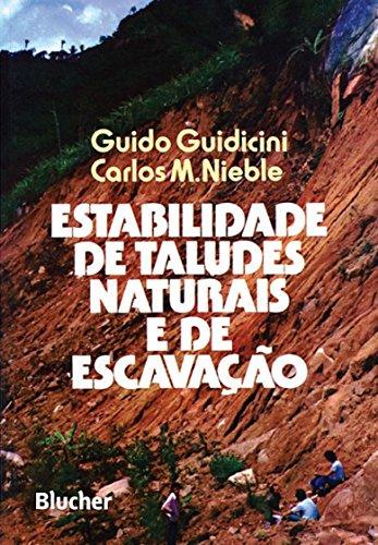 9788521201861: Estabilidade de Taludes Naturais e de Escavação (Em Portuguese do Brasil)