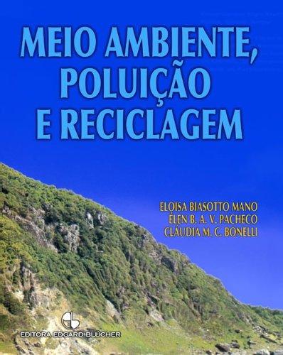 9788521203520: Meio Ambiente, Poluição e Reciclagem