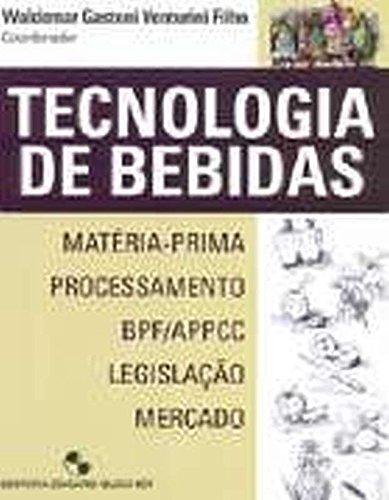 9788521203629: Tecnologia De Bebidas