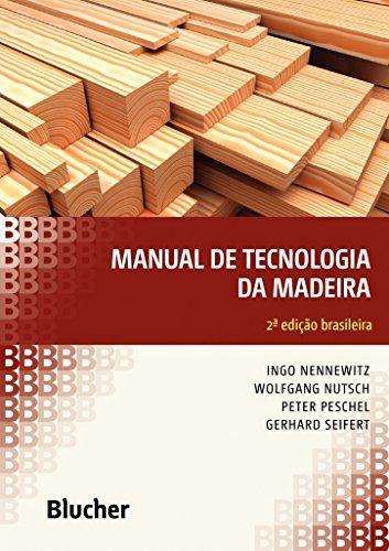 9788521205951: Manual de Tecnologia da Madeira