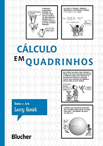9788521208297: Cálculo em Quadrinhos (Em Portuguese do Brasil)
