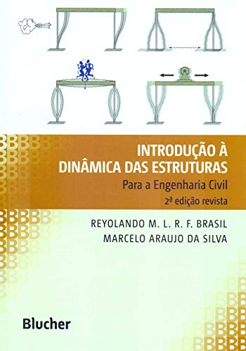 9788521209102: Introducao a Dinamica das Estruturas Para a Engenharia Civil