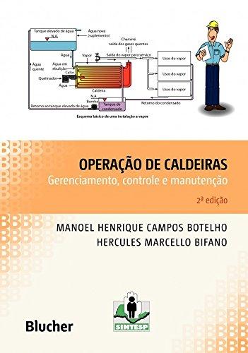 9788521209430: Operação de Caldeiras (Em Portuguese do Brasil)