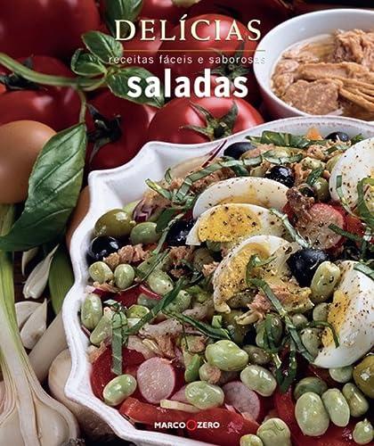 9788521316848: Saladas - Col. Delicias (Em Portugues do Brasil)