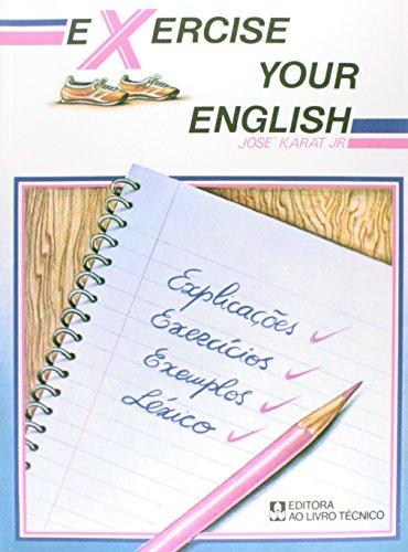 9788521501763: Exercise Your English (Em Portuguese do Brasil)