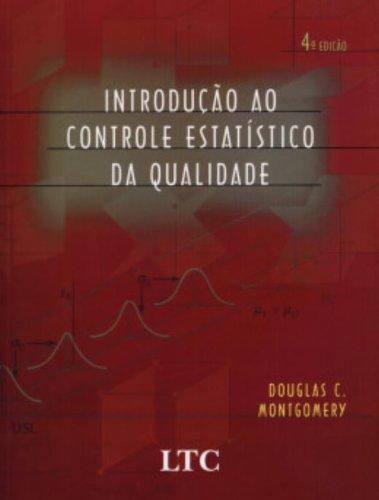 9788521614005: Introdução ao Controle Estatístico da Qualidade (Em Portuguese do Brasil)
