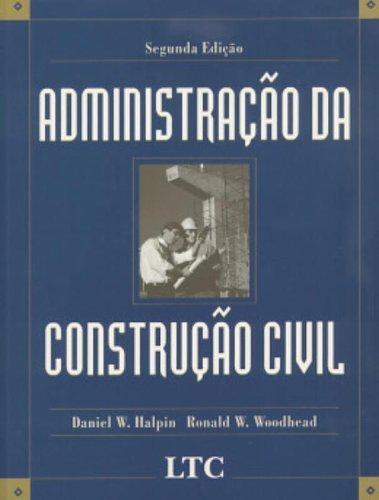 9788521614098: Administração da Construção Civil (Em Portuguese do Brasil)