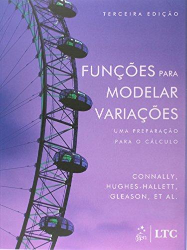 9788521616627: Funcoes Para Modelar Variacoes - Uma Preparacao Para O Calculo (Em Portuguese do Brasil)