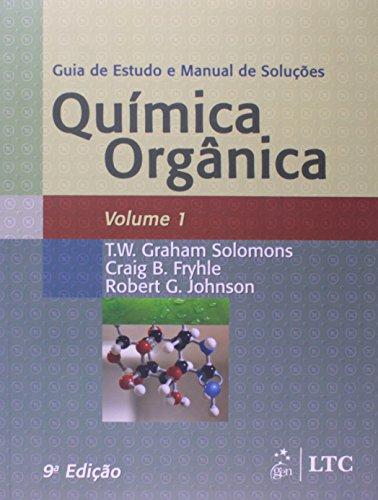 9788521616924: Quimica Organica V.1 - Guia De Estudo (Em Portuguese do Brasil)