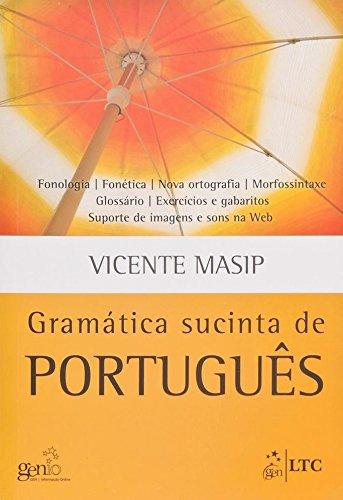9788521620082: Gramática Sucinta De Portugués
